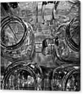 Glasswares Canvas Print