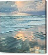 Glassy Beach Canvas Print