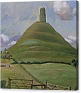 Glastonbury Tor Canvas Print