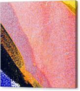 Glaze Vi Canvas Print