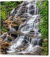 Glen Falls Canvas Print