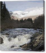 Glen Orchy Scotland Canvas Print