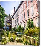 Glencoe-auburn Hotel In Cincinnati Picture Canvas Print