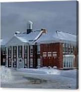 Glenfield Elementary School Canvas Print