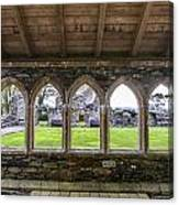 Glenluce Abbey - 4 Canvas Print