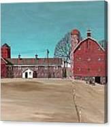 Glidden Farm Canvas Print