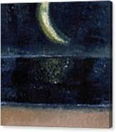 Glimpse Of New York Canvas Print
