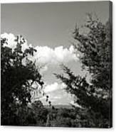 Glimpses Of Heaven Canvas Print