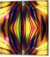 Glo Bright Canvas Print