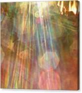 Gloria Catchin' Rays Canvas Print