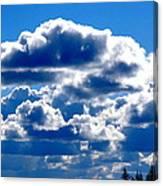 Glorious Clouds II Canvas Print