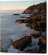 Glorious Maine Acadia National Park Canvas Print