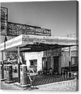Glory Days Of Route 66 Canvas Print