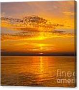 Glory Of Nature Canvas Print