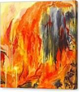 Glory Canvas Print