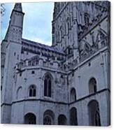 Gloucester Cathedral 2 Canvas Print