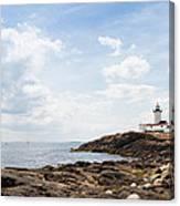 Gloucester Lighthouse Canvas Print