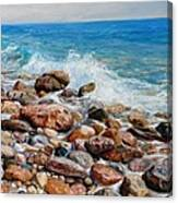 Glyfada Greece Canvas Print