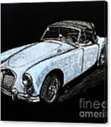 MGA Canvas Print