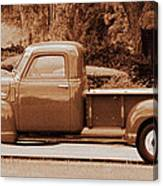 Gmc 100 Canvas Print