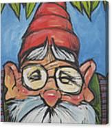 Gnome 6 Canvas Print
