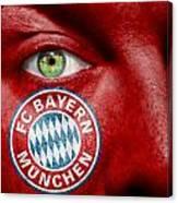 Go Fc Bayern Munchen Canvas Print