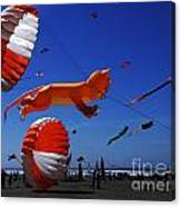 Go Fly A Kite 1 Canvas Print
