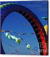 Go Fly A Kite 2 Canvas Print