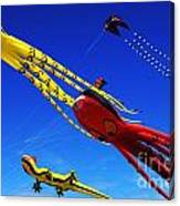 Go Fly A Kite 7 Canvas Print