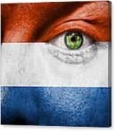 Go Holland Canvas Print