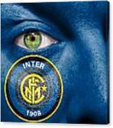 Go Inter Milan Canvas Print