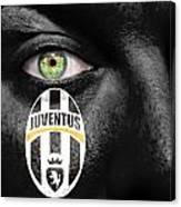 Go Juventus Canvas Print