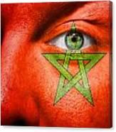 Go Morocco Canvas Print