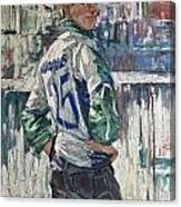 Goalkeeper Canvas Print