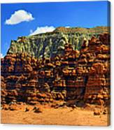 Goblin Valley Pano Canvas Print