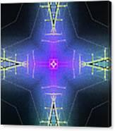 God Particle Canvas Print