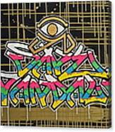God Save Vandals Canvas Print