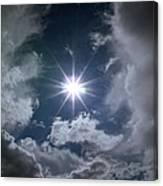 God External Canvas Print