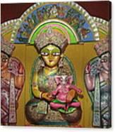 Goddess Durga Canvas Print