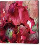 Goddess Of Passion Canvas Print