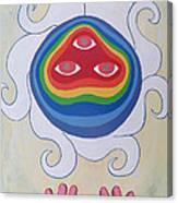Goddess Wizard Canvas Print