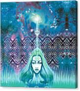 Godess Wisdom Canvas Print