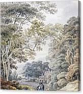 Godinton, Near Ashford, Kent Canvas Print