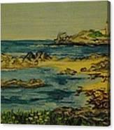 Godrevy Canvas Print