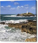 Godrevy Lighthouse - 5 Canvas Print