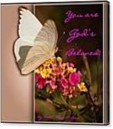 God's Beloved Canvas Print