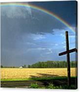 God's Promise Canvas Print