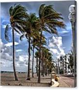 Going Through Florida Canvas Print