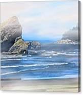Gold Beach Oregon Canvas Print