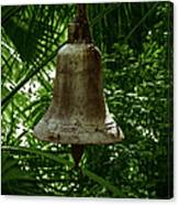 Gold Bell Canvas Print